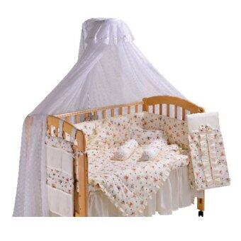 Harga Mosquito Net for Cot L Embroidery