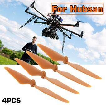 Harga 4pcs Blade Propeller CW CCW Spare Parts Kit for Hubsan H501S Quadcopter