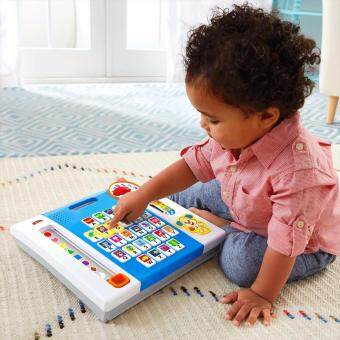 Harga Fisher-Price® Laugh & Learn Puppy's A to Z Smart Pad