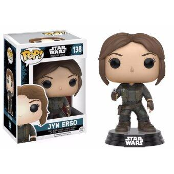 Harga FUNKO Pop! Star Wars : Rogue One - Jyn Erso #10449