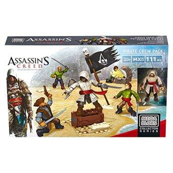 Harga Mega Bloks Assassin's Creed Pirate Crew Pack