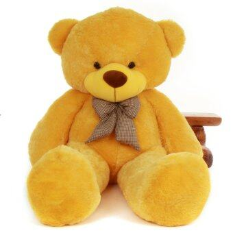 Harga 1 Meter (100cm) Giant Teddy Bear (Light Brown)