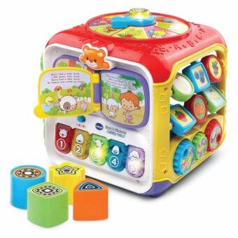 Harga Vtech : Sort & Discover Activity Cube