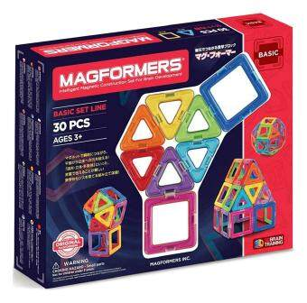 Harga Magformers Construction set (30-Piece)