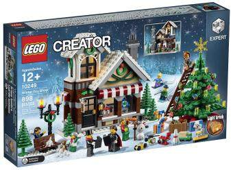 Harga Lego Creator 10249 Winter Toy Shop