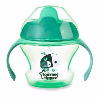 Harga Tommee Tippee - Weaning Sippee Cup 4m+ (Green)