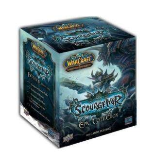 Harga World of Warcraft TCG WoW Trading Card Game Scourgewar Epic Collection
