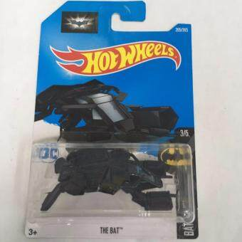 Harga Hot Wheels The Bat
