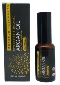 Harga Safa' Organix Pure Argan Oil Made in Morocco (30ml)