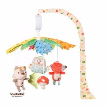 Harga Holabebe - Musical Mobile Squirrel & Friends