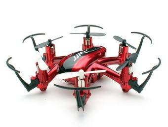 Harga JJRC H20 Mini Hexrcopter 2.4G 4CH 6Axis Headless Mode RTF (Red)