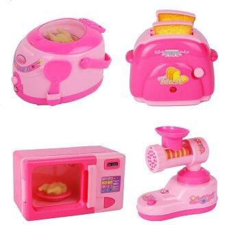 Harga Kids Mini Kitchen 4 Pics Cooking baking kits