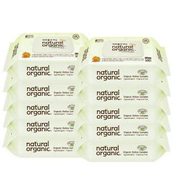 Harga Natural Organic Original Plain Captype 100's (10 packets)