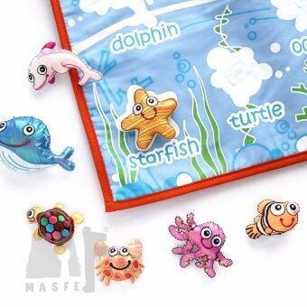 Harga Clown fish, Nursery Deco, Toy, Preschool Learning, Montessori Gift set, Sea Creatures, Children room Deco, Wall Chart by MasfeMY