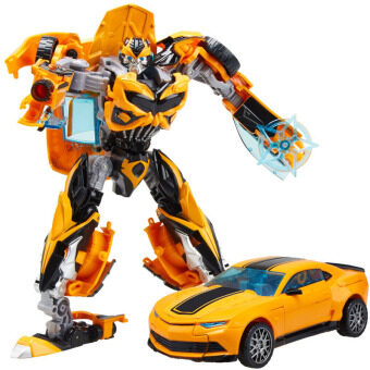 Harga Transformers Autobots Bumblebee Warrior Alloy Edition Figure Voyager Lever