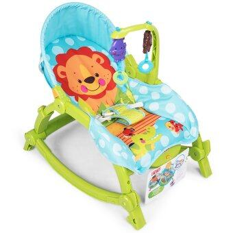 Harga Baby Throne Newborn-to-Toddler Portable Musical Rocking Chair