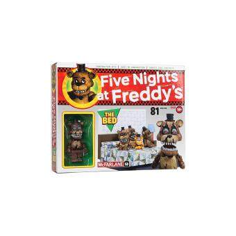 Harga McFarlane Toys Five Nights At Freddy's The Bed Construction Set