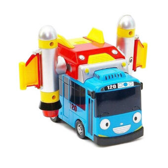 Harga Little Bus Tayo Space Rocket