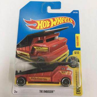Harga Hot Wheels The Embosser