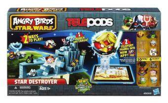 Harga Angry Birds Star Wars Telepods Star Destroyer Set