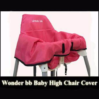Harga Wonder bb Baby High Chair Cover