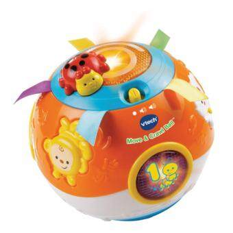 Harga Vtech : Crawl And Learn Bright Lights Ball