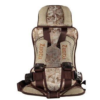 Harga BY-12 Baby to Toddler Safety Car Seat 0-12 years (Brown)