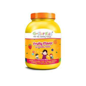 Harga Genius Star Kids (G-Star) - Fruits Flavour