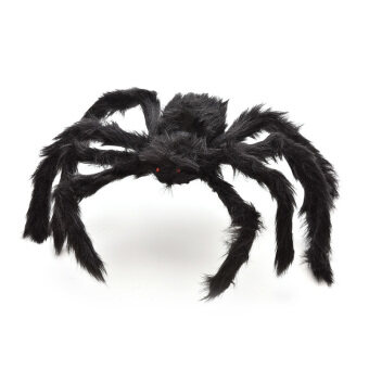 Harga Soft Plush Spider Toy Red Eyes 30cm