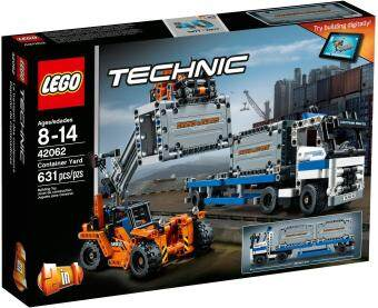 Harga Lego Technic 42062 Container Yard