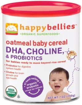 Harga Happy Baby Happy Bellies Cereal - Oatmeal
