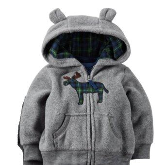 Harga Carter's Babies Jacket (Grey)