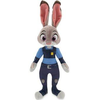 Harga 30cm New Arrivals ZOOTOPIA OFFICER Judy Hopps PLUSH TOY MOVIE DOLL KIDS GIFT Baby Toys Girl's Toy Doll