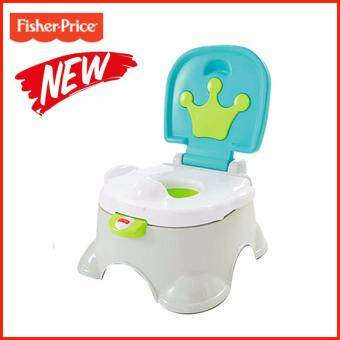 Harga Fisher Price Royal Step Potty and Stepstool for Little Boys