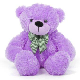 Harga 1 Meter (100cm) Giant Teddy Bear (Purple)