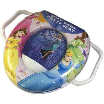 Harga Soft Seat Baby Potty Toilet Training - Disney Princess