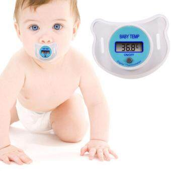 Harga Digital LCD Pacifier Thermometer