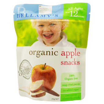 Harga Bellamy´s Organic Apple Snacks