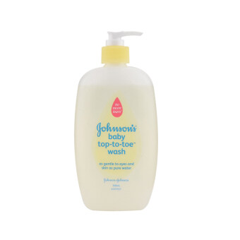 Harga JOHNSON's Baby Bath Top To Toe 500ml