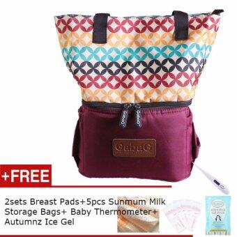 Harga GabaG Thermal Cooler Diaper Mommy Bag