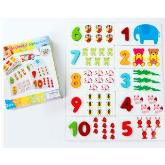 Harga 123 Numbering Learning Card