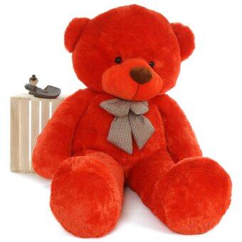 Harga 1 Meter (100cm) Giant Teddy Bear (Red)