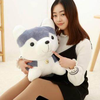 Harga Husky Plush Toy Doll Cute Doll Bell Pillow Doll Children Birthday Girl