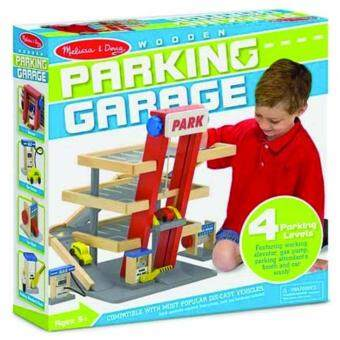Harga MELISSA & DOUG PARKING GARAGE