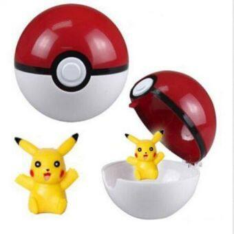 Harga Pokeball ids Toy Pop-up Figure Satoshi Cosplay Nice Gift