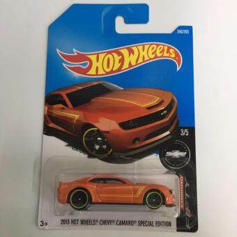 Harga Hot Wheels 2013 Hot Wheels Chevy Camaro Special Edition