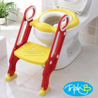 Harga Triple'B Baby & Kids Potty Training Ladder Seat