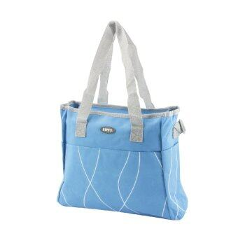 Harga FIFFY Multi Purpose Mama Bag (Blue)