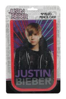 Harga Justin Bieber Filled Pencil Case