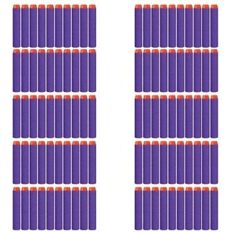 Harga Buytra Refill Bullet Darts for Nerf 7.2cm 100pcs Purple